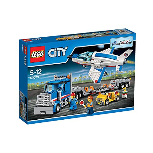 LEGO - Transporte del Reactor de Entrenamiento (60079)