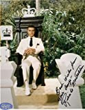 Autograph Warehouse 28743 Ricardo Montalban Autographed 8 x 10 Photo Fantasy Island