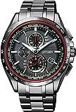[シチズン]CITIZEN 腕時計 ATTESA エコ・ドライブ電波時計 日中米欧電波受信 【限定2,000本 替えバンド付き】 AT8145-59E メンズ