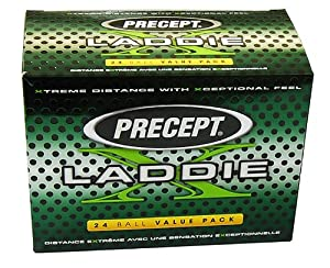 Precept Laddie X - Golf Balls