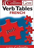 img - for French Verb Tables (French Edition) book / textbook / text book
