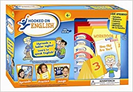Hooked on English Deluxe Edition (Hooked on Phonics): Hooked on