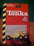 Tonka Series 1 Road Grader (Maisto)