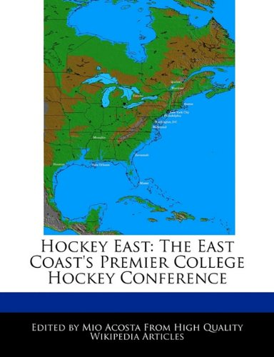 Hockey East: The East Coast's Premier College Hockey Conference