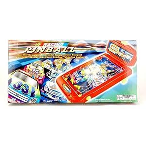Electronic Racing Pinball