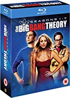 The Big Bang Theory - Season 1-7 [Blu-ray] [2014] [Region Free]
