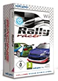 Rally Racer Bundle with Racing Wheel (Wii)