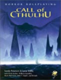 Call Of Cthulhu: Horror Roleplaying In the Worlds Of H.P. Lovecraft (5.6.1 Edition / Version 5.6.1) (1568821484) by Petersen, Sandy