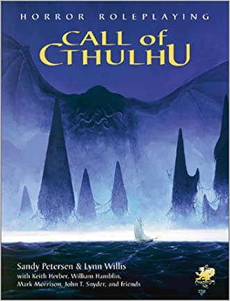 Call Of Cthulhu: Horror Roleplaying In the Worlds Of H.P. Lovecraft (5.6.1 Edition / Version 5.6.1)