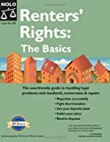 Renters' Rights: The Basics (4th Edition) (1413301509) by Portman, Janet