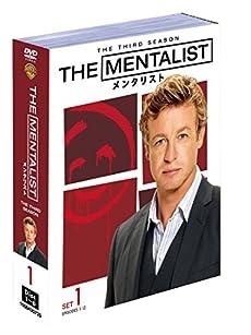 THE MENTALIST/メンタリスト〈サード〉セット1(6枚組) [DVD]