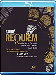 Faure Requiem [Blu-ray]