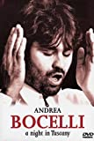Andrea Bocelli: A Night In Tuscany [DVD] [2006]