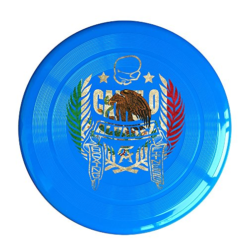 LINNA Outdoor Game Frisbee Mexican Boxing CA Player Light Up Flying RoyalBlue (Boxing Highlights compare prices)
