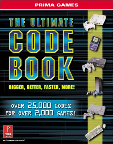 The Ultimate Code Book 2001
