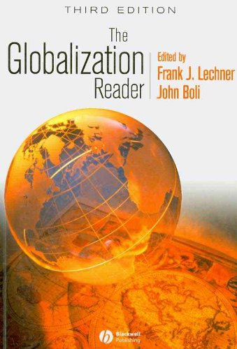 The Globalization Reader 3e + The Making of World Society
