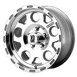 XD Series Enduro (Series XD122) Machined - 16 x 8 Inch Wheel