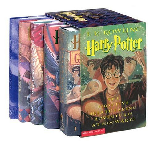 Harry Potter Hardcover Box Set