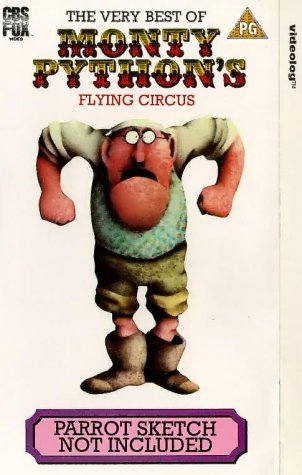 the-very-best-of-monty-pythons-flying-circus-parrot-sketch-not-included-vhs