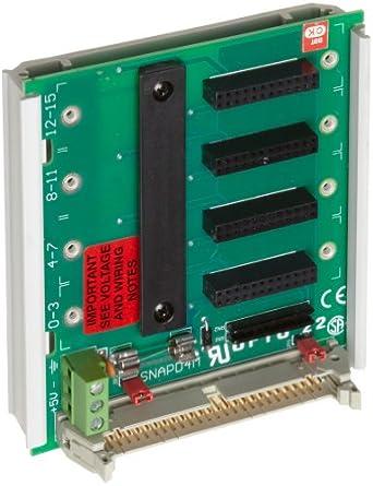 Opto 22 SNAP-D4M Snap D-Series 4 Module Rack