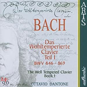 Bach: The Well Tempered Clavier, Book 2, BWV 846-869