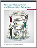 Strategic Management and Competitive Advantage (4th Edition)