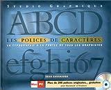echange, troc Sean CAVANOGH, Sean Cavanogh - Les polices de caractères (CD rom)