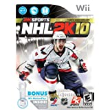 NHL 2K10 Motion Plus Bundle - Wii Bundle Editionby 2K Sports