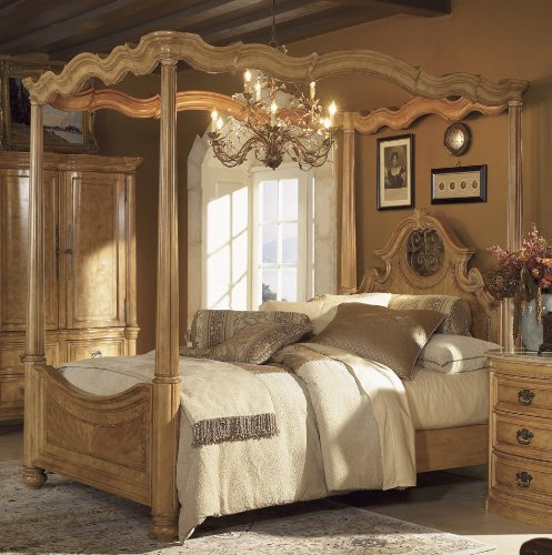 Furniture bedroom furniture canopy bed bedroom king for Amazing canopy beds