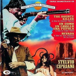 Bounty Killer, Nevada, Un Uomo Un Caval, Stelvio Cipriani - Bounty