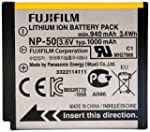 Fujifilm NP-50 Batterie rechargeable...