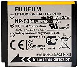 Original fujifilm battery NP-50