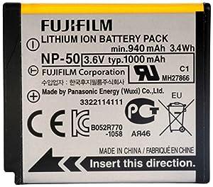 Fujifilm NP-50 Batterie rechargeable pour FinePix F100fd