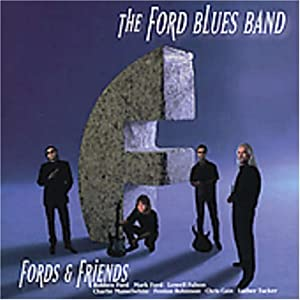Fords & Friends by Ford Blues Band (1996) Audio CD