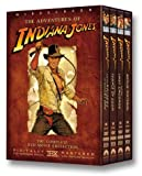 The Adventures of Indiana Jones: The Complete DVD Movie Collection [DVD]