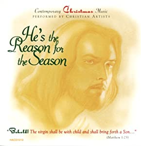 Various Artists - He's The Reason For The Season - Amazon.com Music