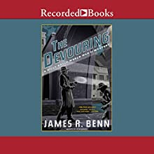 The Devouring: A Billy Boyle World War II Mystery Audiobook by James R. Benn Narrated by Peter Berkrot