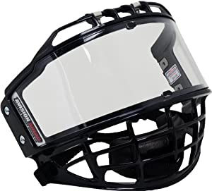 AVISION AHEAD Senior- two piece polycarbonate Hockey Mask Shield by Avision Ahead