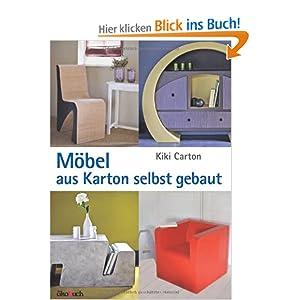 welche resonanz hat das buch m bel aus karton selbst. Black Bedroom Furniture Sets. Home Design Ideas