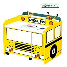 GuideCraft School Bus Desk