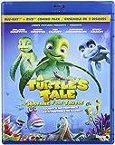 A Turtle's Tale: Sammy's Adventure [Blu-ray + DVD]  (Bilingual)