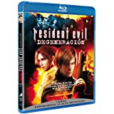 Resident Evil Degeneracion [Blu-ray]