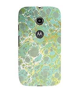 printtech Abstract Design Back Case Cover for Motorola Moto E2 / Motorola Moto E (2nd Gen)