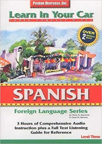 Learn in Your Car Spanish Level Three (Spanish Edition)