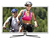 Samsung UE37D6510 37-inch Widescreen Full HD 1080p 3D 200Hz LED SMART Internet TV with Freeview HD - White