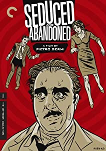 "Cover of ""Seduced & Abandoned - Criterion..."