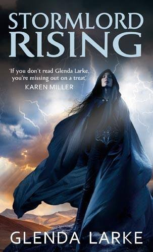 Stormlord Rising: Book 2 of the Stormlord trilogy by Larke. Glenda ( 2010 ) Paperback