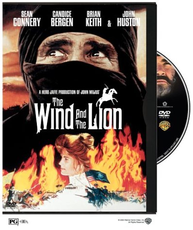 The Wind and the Lion / ����� � ��� (1975)