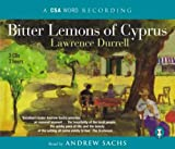 Lawrence Durrell Bitter Lemons Of Cyprus (CSA Word Recording)