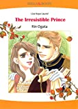 img - for THE IRRESISTIBLE PRINCE - Royal Weddings 3 (Mills & Boon comics) book / textbook / text book